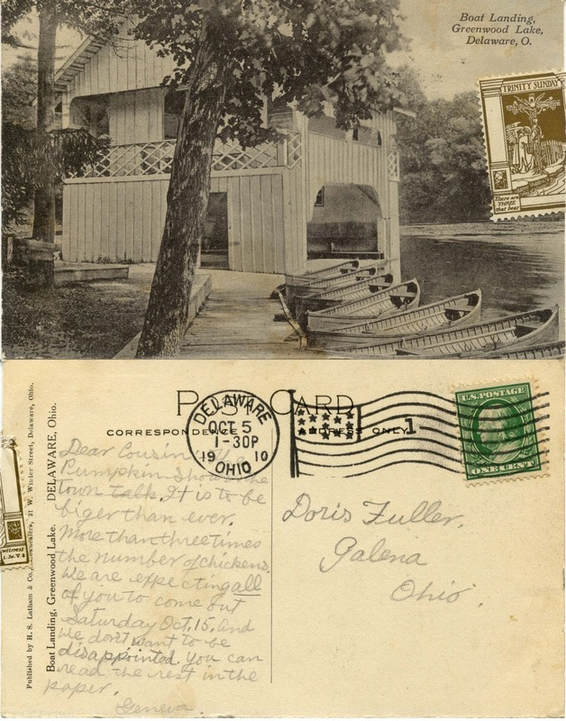 John Bricker Sr.'s Postcard Collection (p. 210)