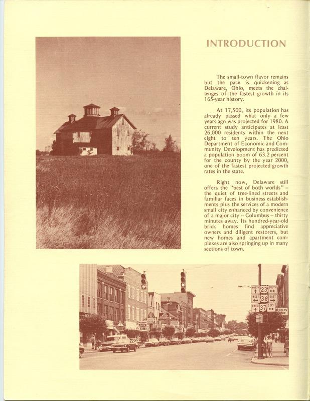 Welcome to Delaware, Ohio (1973) (p. 2)