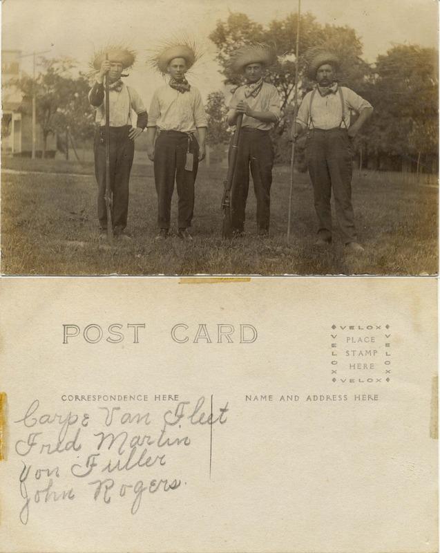 John Bricker Sr.'s Postcard Collection (p. 18)