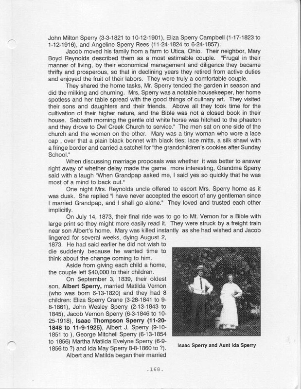 Flashback: A Story of Two Families (p. 180)