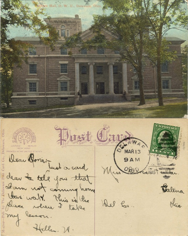 John Bricker Sr.'s Postcard Collection (p. 180)