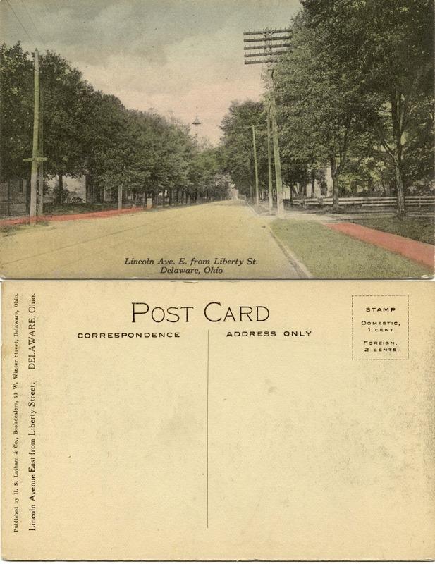 John Bricker Sr.'s Postcard Collection (p. 183)