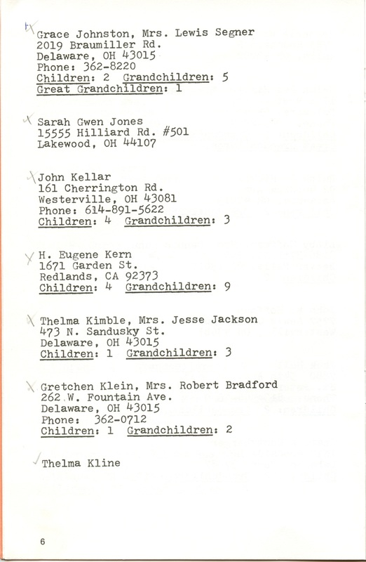 Willis High School Class of 1940 50th Reunion (p. 8)