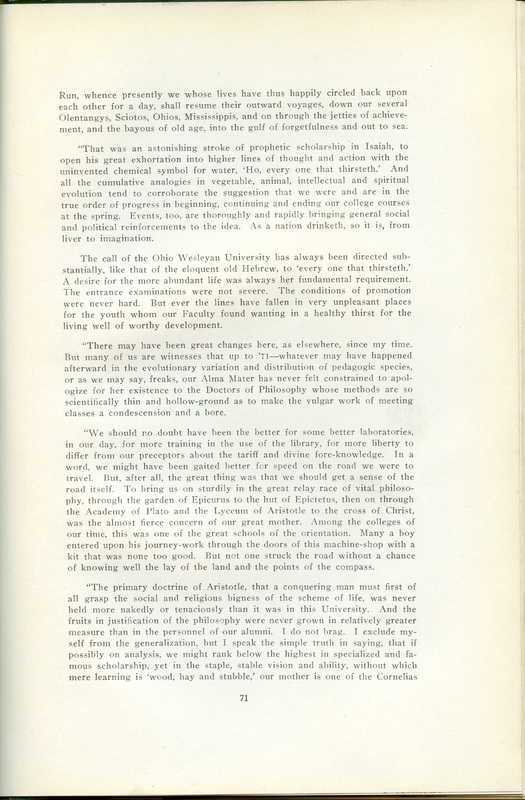 The Souvenir of Forty Years (p. 69)