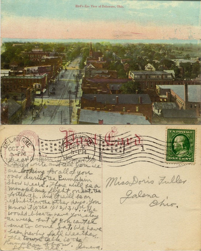 John Bricker Sr.'s Postcard Collection (p. 178)