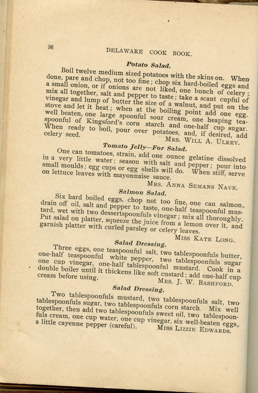 Delaware Cook Book (p. 41)