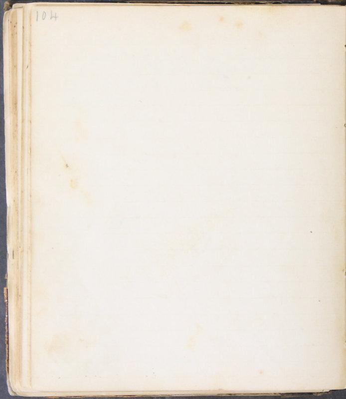 Sessional Records of the 1st Presbyterian Church of Trenton, Delaware Co., Ohio, 1831 (p. 110)