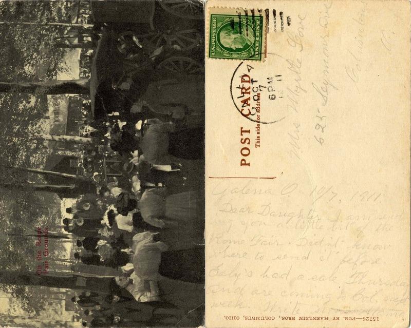 John Bricker Sr.'s Postcard Collection (p. 135)