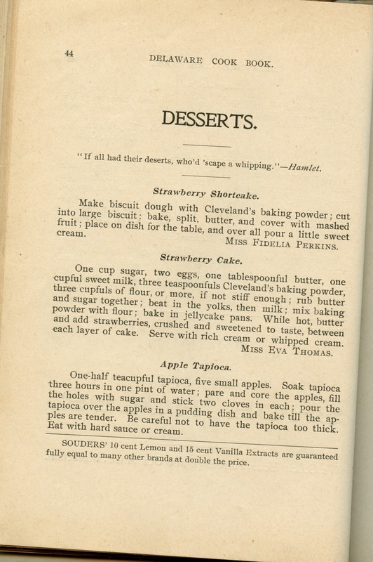 Delaware Cook Book (p. 49)