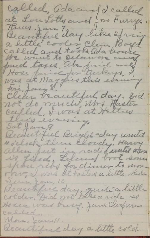 Roberta Hopkins' Journal, 1931-1933 (p. 73)