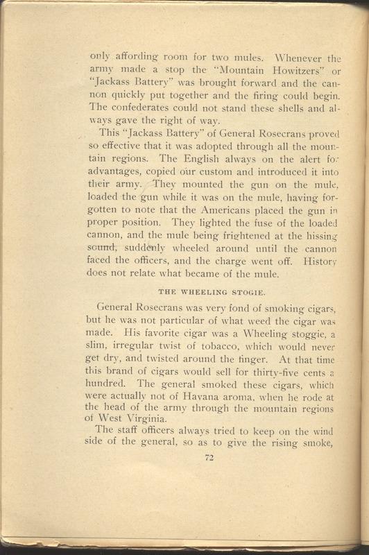 Major-General William Stark Rosecrans (p. 76)