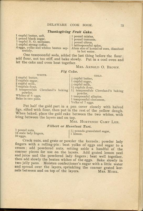 Delaware Cook Book (p. 78)