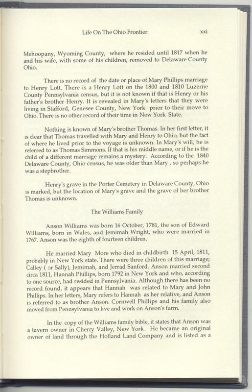 Life on the Ohio Frontier (p. 25)
