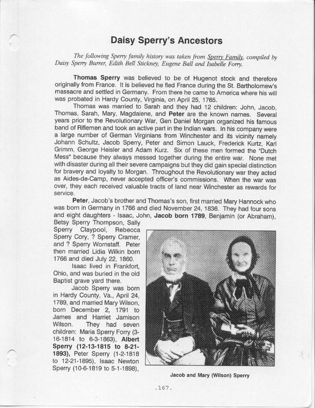 Flashback: A Story of Two Families (p. 179)