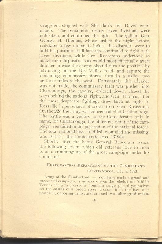 Major-General William Stark Rosecrans (p. 24)