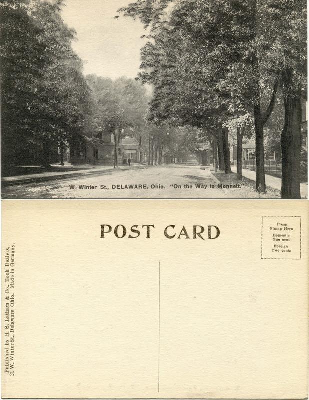 John Bricker Sr.'s Postcard Collection (p. 190)