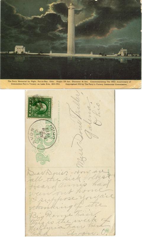 John Bricker Sr.'s Postcard Collection (p. 219)