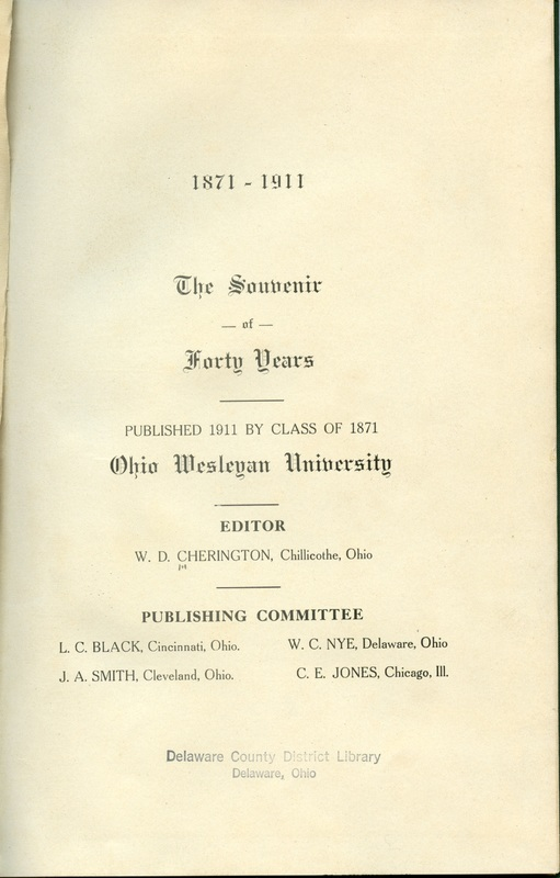 The Souvenir of Forty Years (p. 2)
