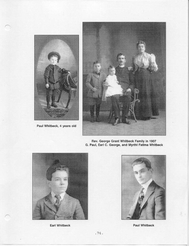 Flashback: A Story of Two Families (p. 83)