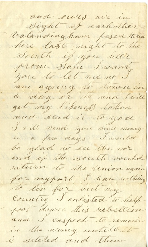 Mitchell Family Civil War Letters (p. 42)