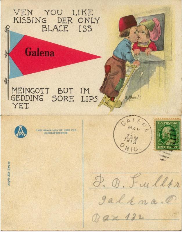 John Bricker Sr.'s Postcard Collection (p. 6)