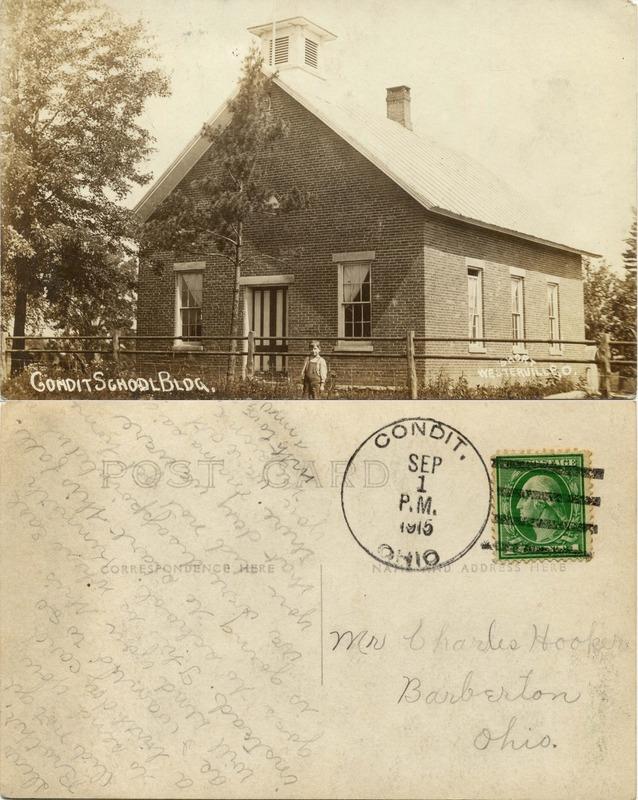 John Bricker Sr.'s Postcard Collection (p. 139)