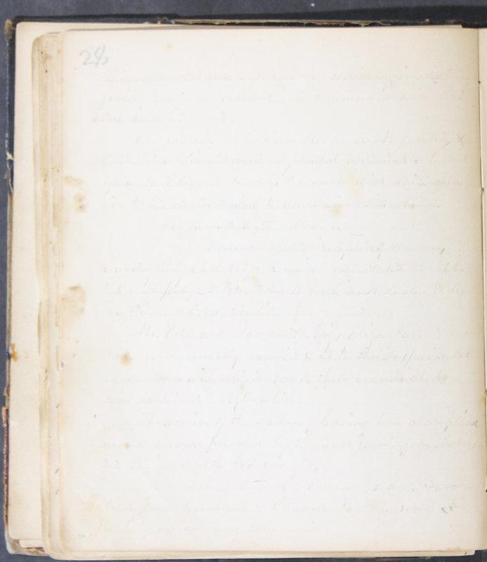 Sessional Records of the 1st Presbyterian Church of Trenton, Delaware Co., Ohio, 1831 (p. 34)