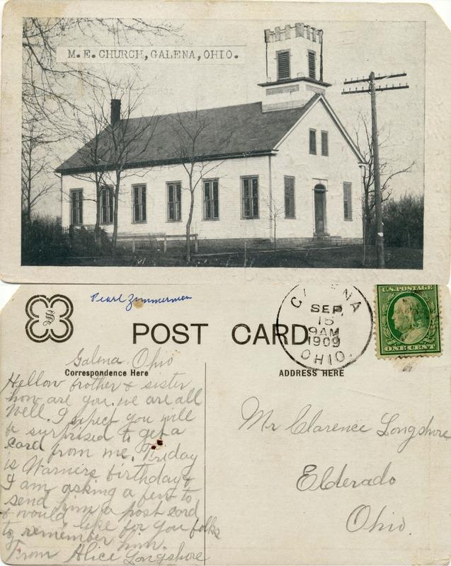 John Bricker Sr.'s Postcard Collection (p. 89)