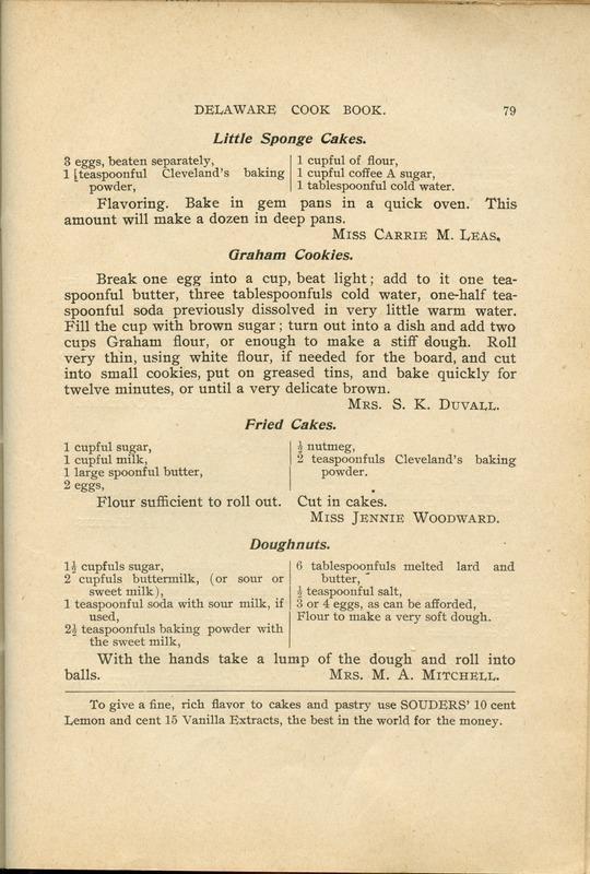 Delaware Cook Book (p. 84)