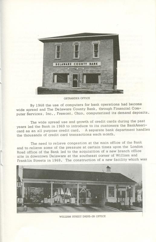 Delaware County Bank 1950-1975 (p. 12)