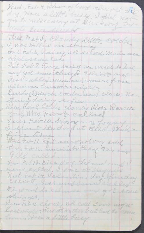 Roberta Hopkins' Journal 1941-1943 (p. 21)