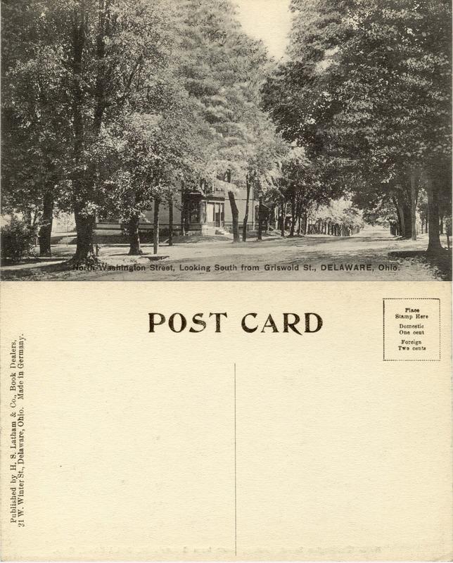John Bricker Sr.'s Postcard Collection (p. 164)