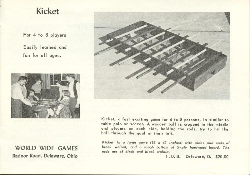 World Wide Games (p. 7)