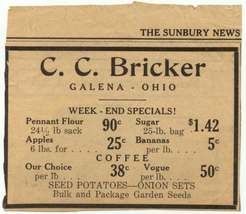 John Bricker Sr.'s Postcard Collection (p. 119)