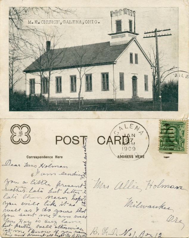 John Bricker Sr.'s Postcard Collection (p. 198)