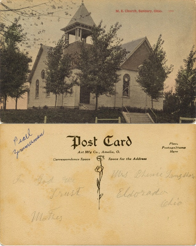 John Bricker Sr.'s Postcard Collection (p. 108)