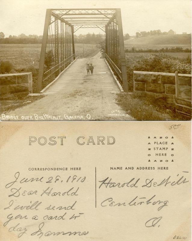 John Bricker Sr.'s Postcard Collection (p. 40)