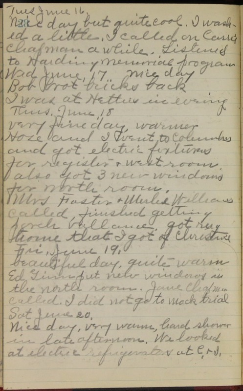Roberta Hopkins' Journal, 1931-1933 (p. 31)