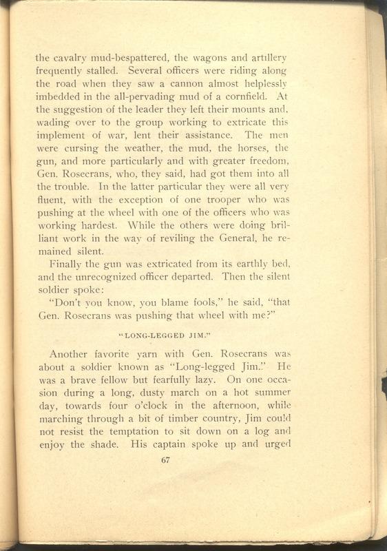 Major-General William Stark Rosecrans (p. 71)