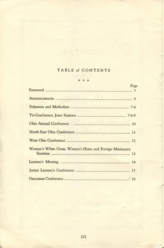 Tri-Conference Program (p. 4)