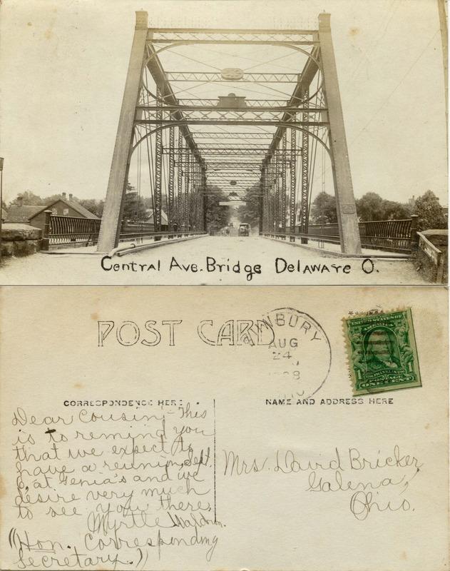 John Bricker Sr.'s Postcard Collection (p. 204)