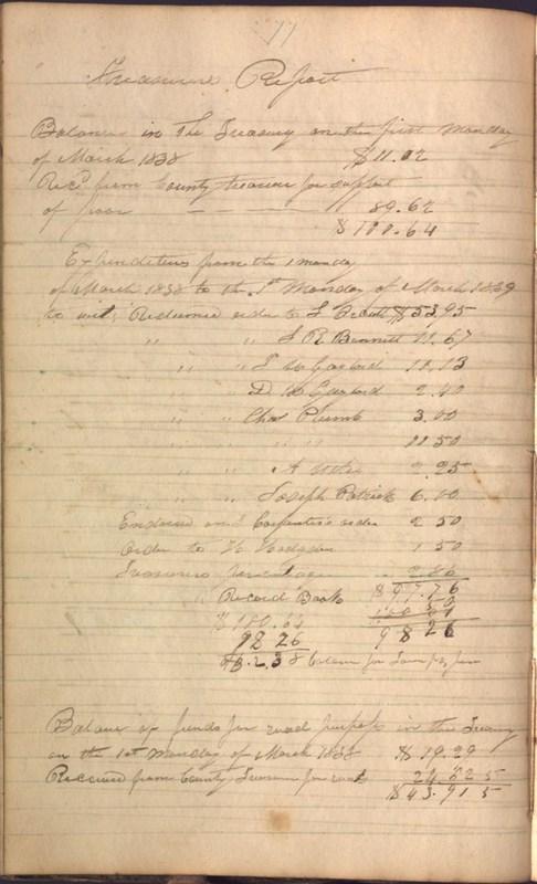 Record Book of Berkshire Township No. 2 1807-1843 (p. 90)