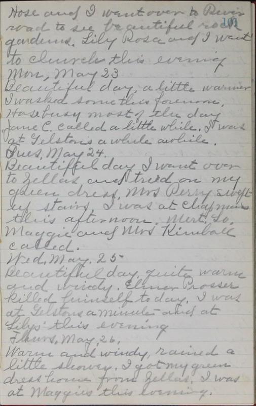 Roberta Hopkins' Journal, 1931-1933 (p. 104)