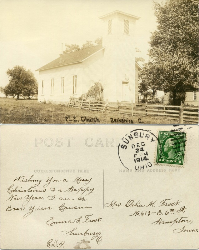 John Bricker Sr.'s Postcard Collection (p. 111)