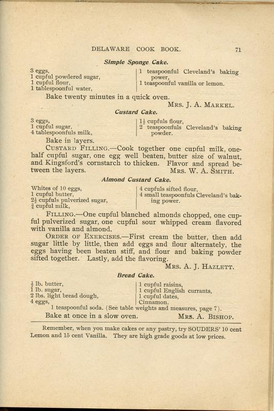 Delaware Cook Book (p. 76)