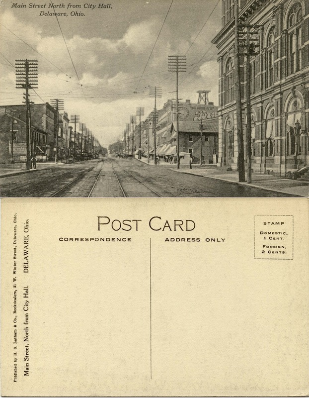 John Bricker Sr.'s Postcard Collection (p. 153)