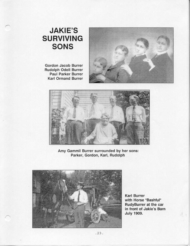 Flashback: A Story of Two Families (p. 30)