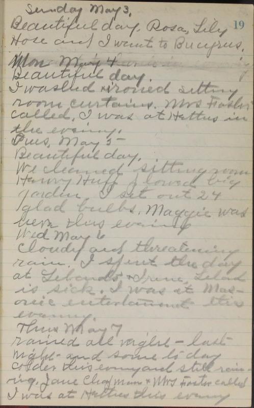 Roberta Hopkins' Journal, 1931-1933 (p. 22)