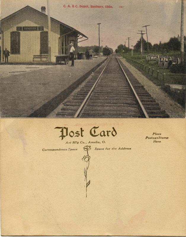 John Bricker Sr.'s Postcard Collection (p. 128)