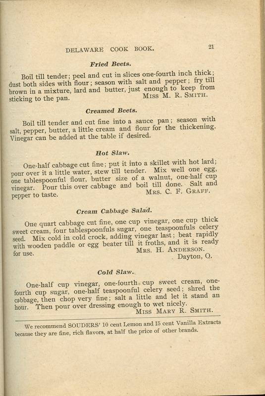 Delaware Cook Book (p. 26)